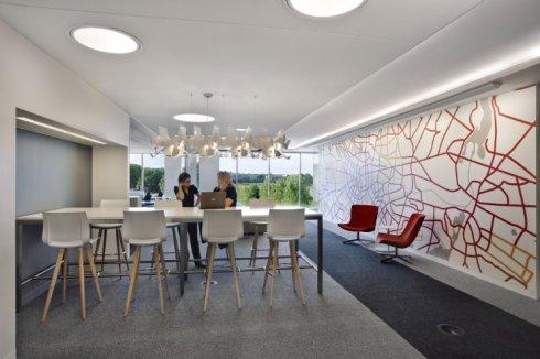 BASF top 10 Najdroższe projekty wnętrz 2012