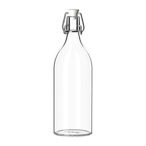 butelka z klipsem 7.99 ikea