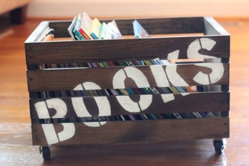 DIY-Wooden-Book-Crate-family love home