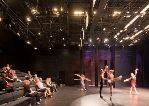 Houston ballet Center top 10 najdroższe projekty wnętrz