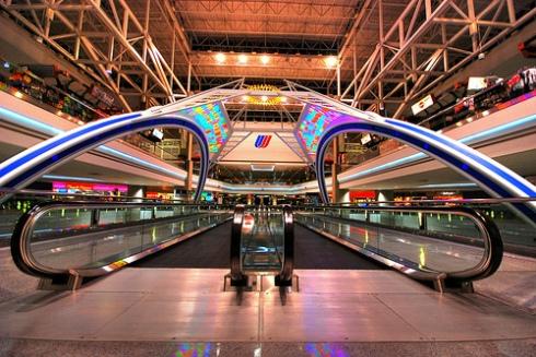 lotnisko, Denver, top 10 najdroższe projekty wnętrz 2012