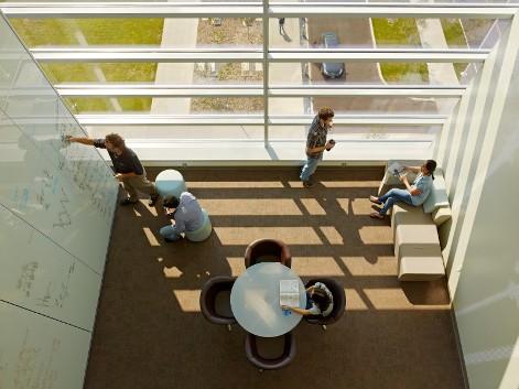 The Research Center top 10 najdroższe projekty wnętrz 2012
