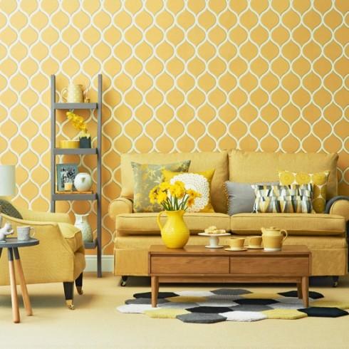 żółty pokój 3
