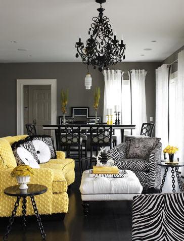 żółty pokój 4