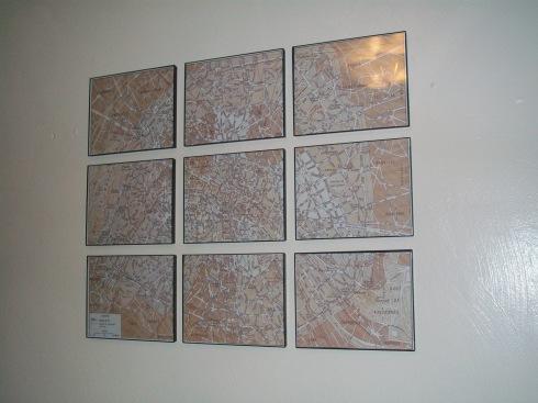 mapy na sciane dekoracje 3