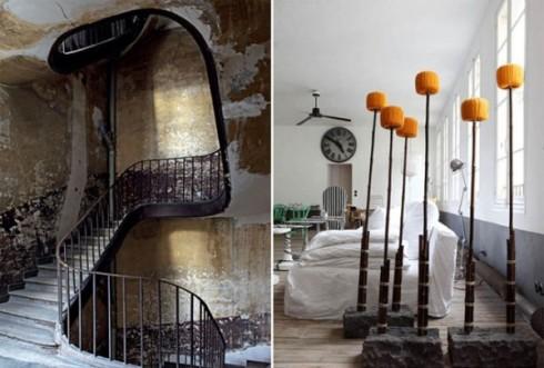 Paola Nevone Apartament w paryżu