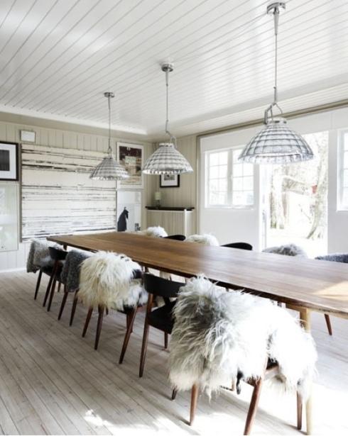 sheepskin rug 3