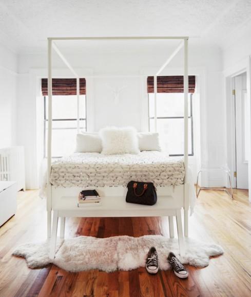 sheepskin rug 5