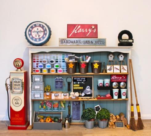 sklep i stacja benzynowa_blog o wnętrzach