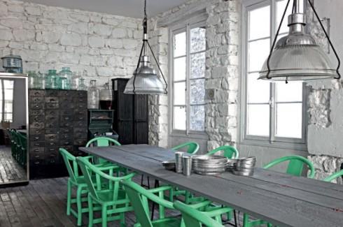 wyjątkowe wnętrza apartament Paola Nevone 4
