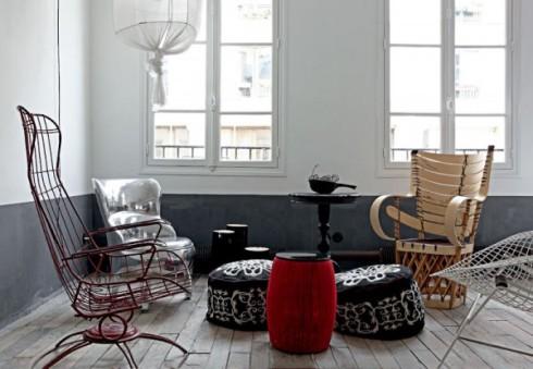 Wyjątkowe wnętrza apartament Paola Nevone 5