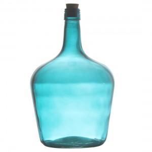 karafka zielono niebieska 2L 86,00 blog o wnętrzach