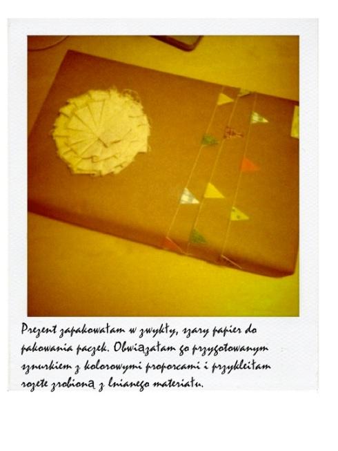 pakowanie prezentów blog o wnętrzach baby shower