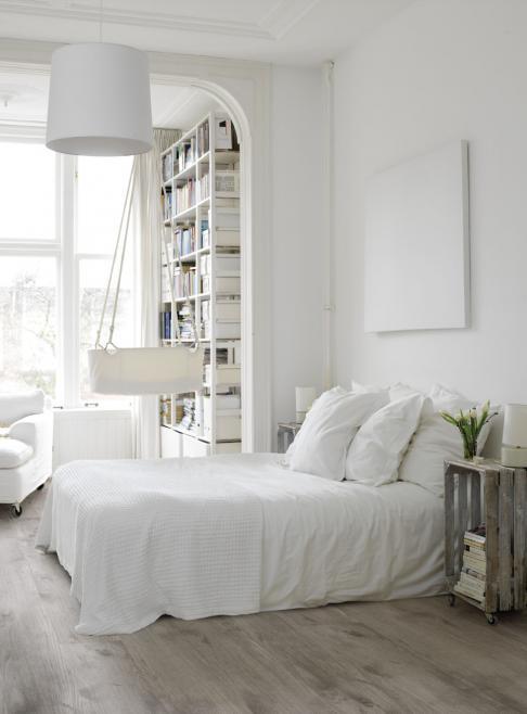 biały pokój blog o wnętrzach