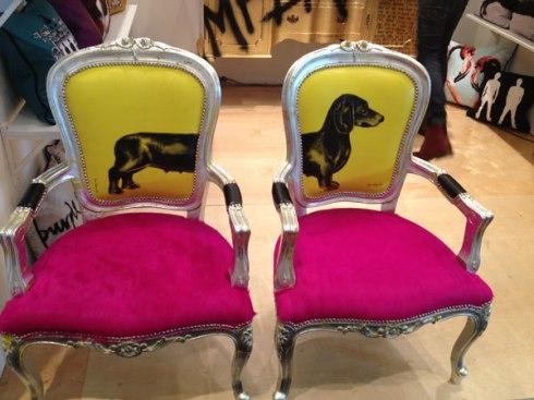 krzesła_Jimmie Martin_targi mebli w Nowym Jorku_blog o wnętrzach