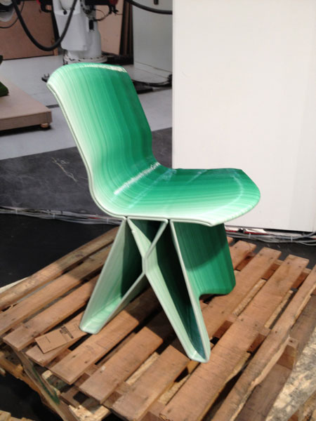 Krzesło_Dirk Vander Kooij