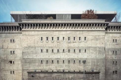 betonowe sciany w mieszkaniu_szare ściany_blog o wnętrzach 10