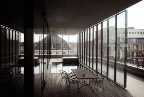 betonowe sciany w mieszkaniu_szare ściany_blog o wnętrzach 4