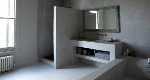 szare ściany w łazience_blog o wnętrzach 8
