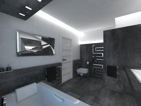 szare ściany w łazience_blog o wnętrzach 9
